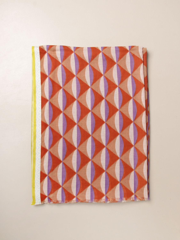 Платок Maliparmi: Парео Женское Maliparmi многоцветный 1