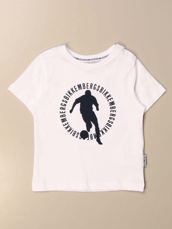 Camiseta Bikkembergs: Camiseta niños Bikkembergs azul marino 1