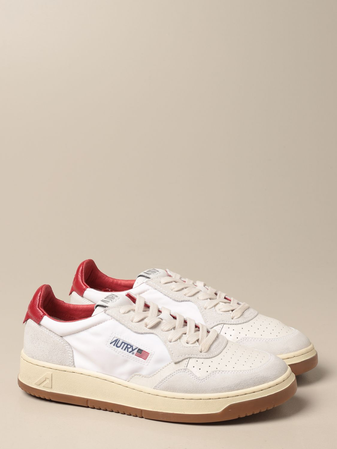 Trainers Autry: Trainers men Autry white 2