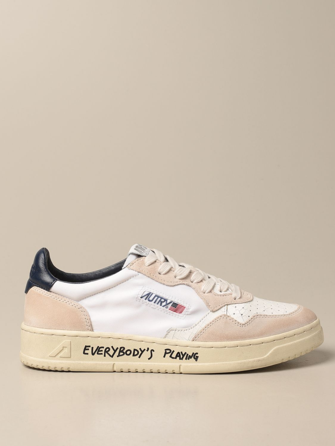 Trainers Autry: Trainers men Autry white 1