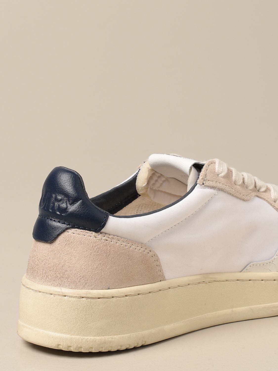Trainers Autry: Trainers men Autry white 3