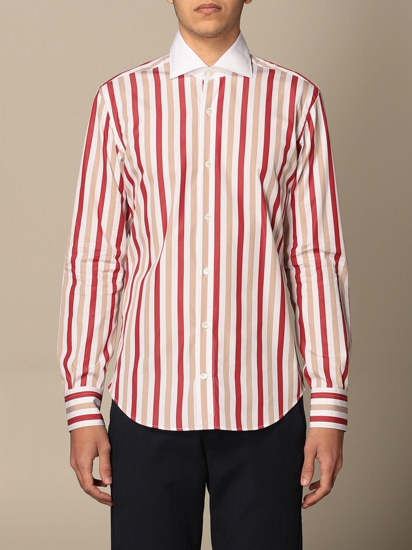 Shirt Eleventy: Shirt men Eleventy white 1