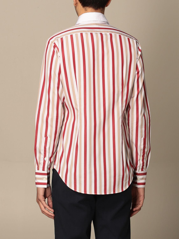 Shirt Eleventy: Shirt men Eleventy white 3