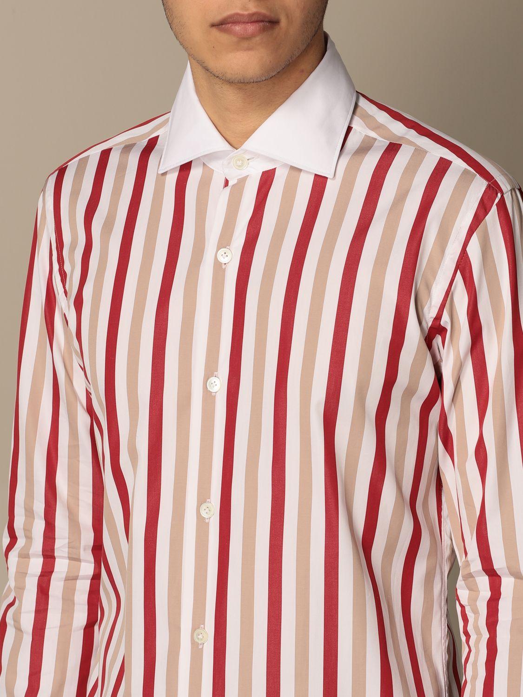 Shirt Eleventy: Shirt men Eleventy white 4