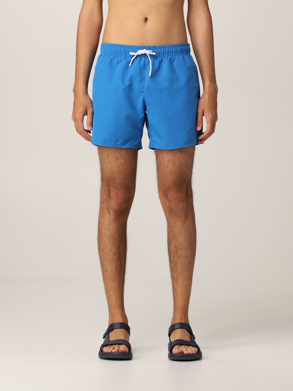 Costume Lacoste: Costume a boxer Lacoste blue 2 1