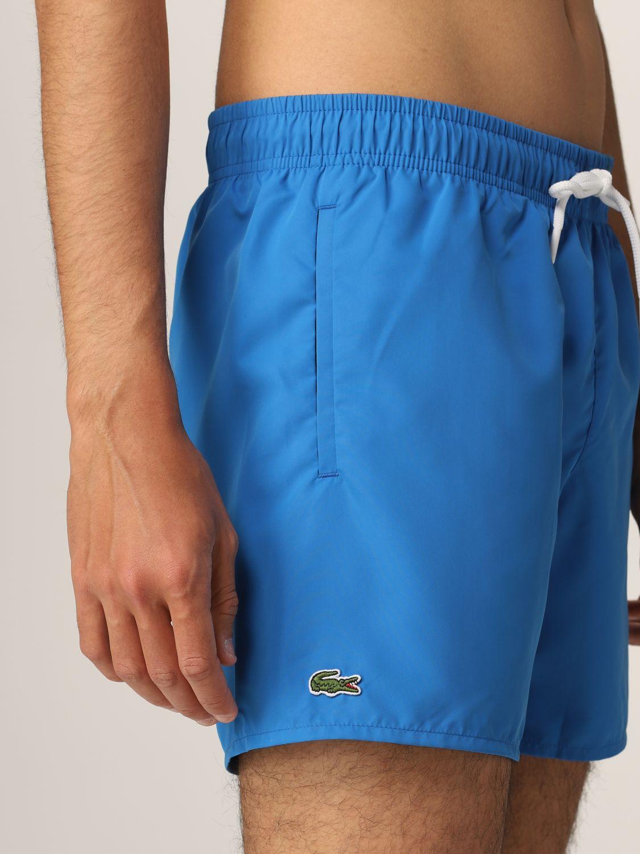 Costume Lacoste: Costume a boxer Lacoste blue 2 3