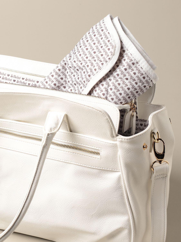 Bag Le Bebé: Bag kids Le BebÉ white 3