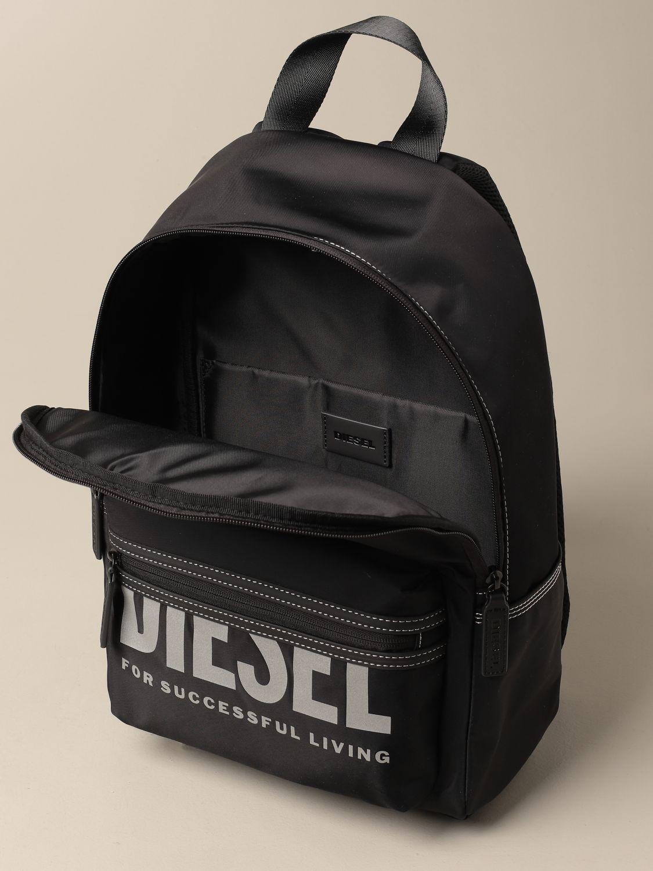 Bolso Diesel: Bolso niños Diesel negro 4