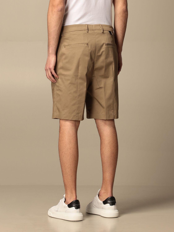 Pantalones cortos Low Brand: Pantalones cortos hombre Low Brand gris 2