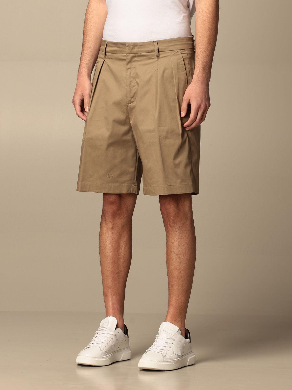 Pantalones cortos Low Brand: Pantalones cortos hombre Low Brand gris 3