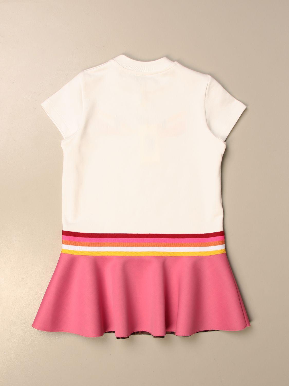 Robe Fendi: Robe enfant Fendi lait 2