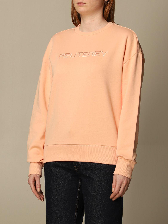 Sweatshirt Peuterey: Sweatshirt women Peuterey cream 3