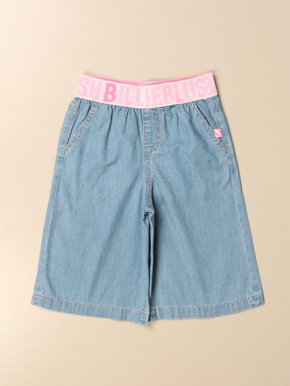 Pantalón Billieblush: Pantalón niños Billieblush denim 1
