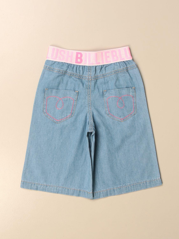 Pantalón Billieblush: Pantalón niños Billieblush denim 2