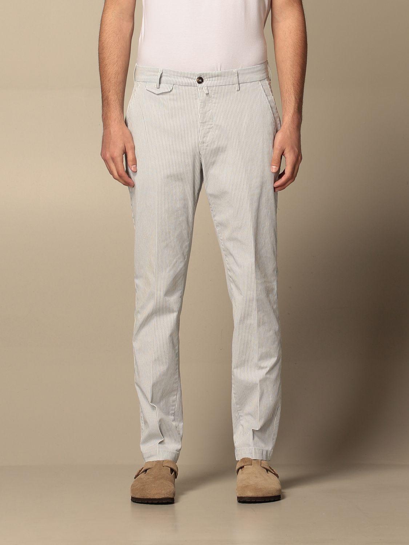 Trousers Briglia: Trousers men Briglia white 1