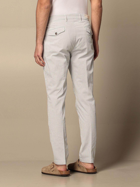 Trousers Briglia: Trousers men Briglia white 2