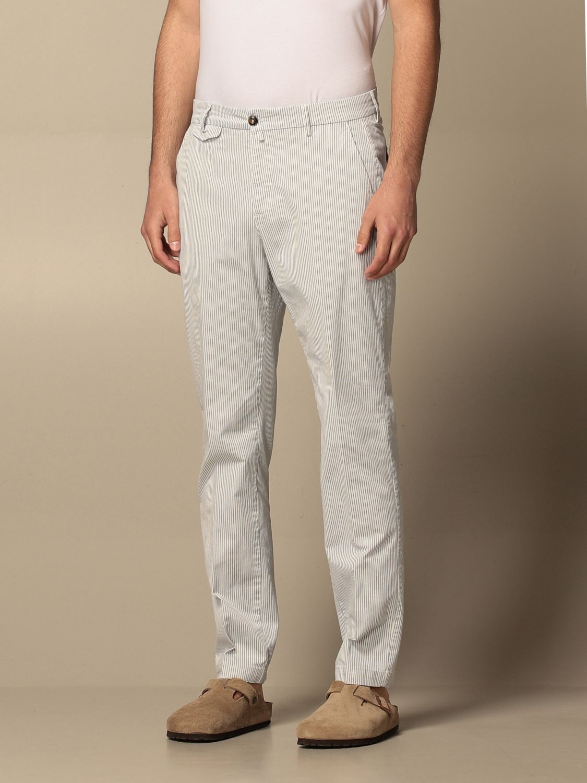Trousers Briglia: Trousers men Briglia white 3
