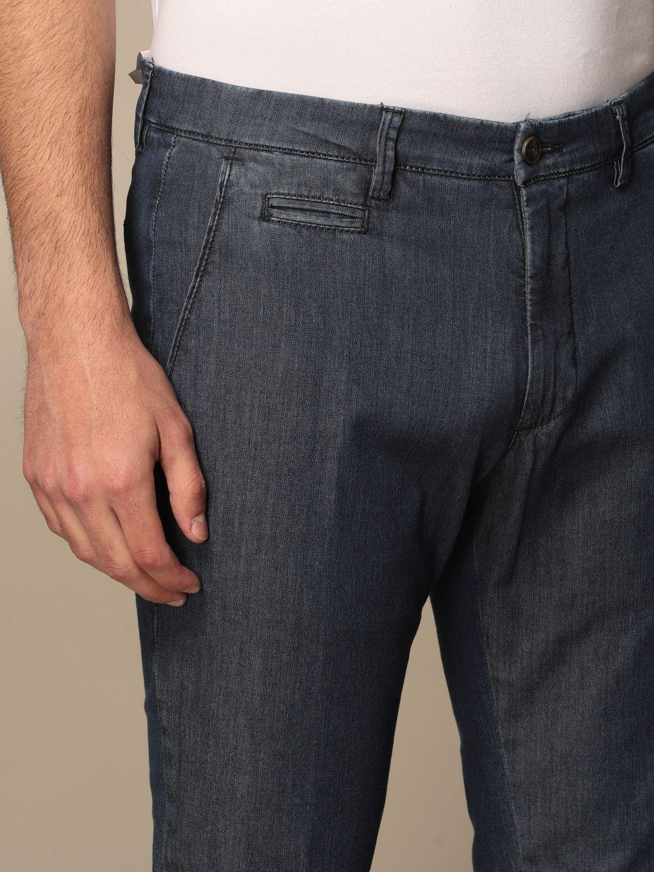 Trousers Briglia: Trousers men Briglia denim 4