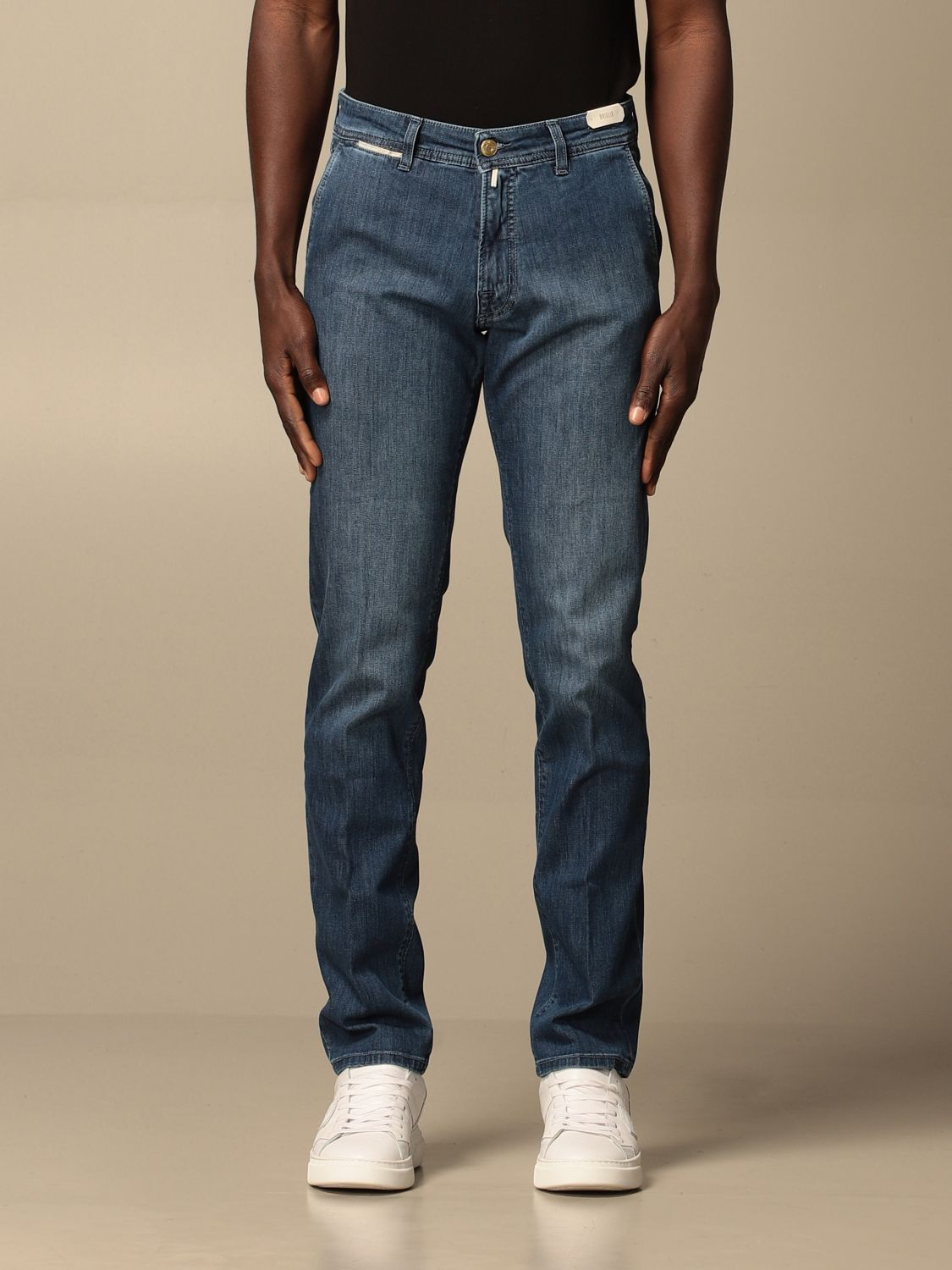 Jeans Briglia: Trousers men Briglia denim 1