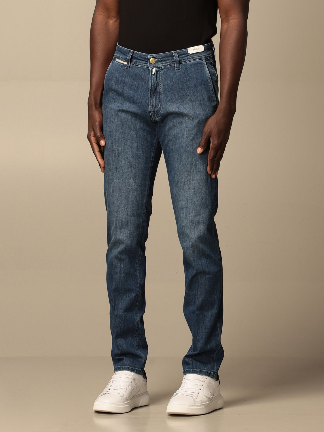 Jeans Briglia: Trousers men Briglia denim 3