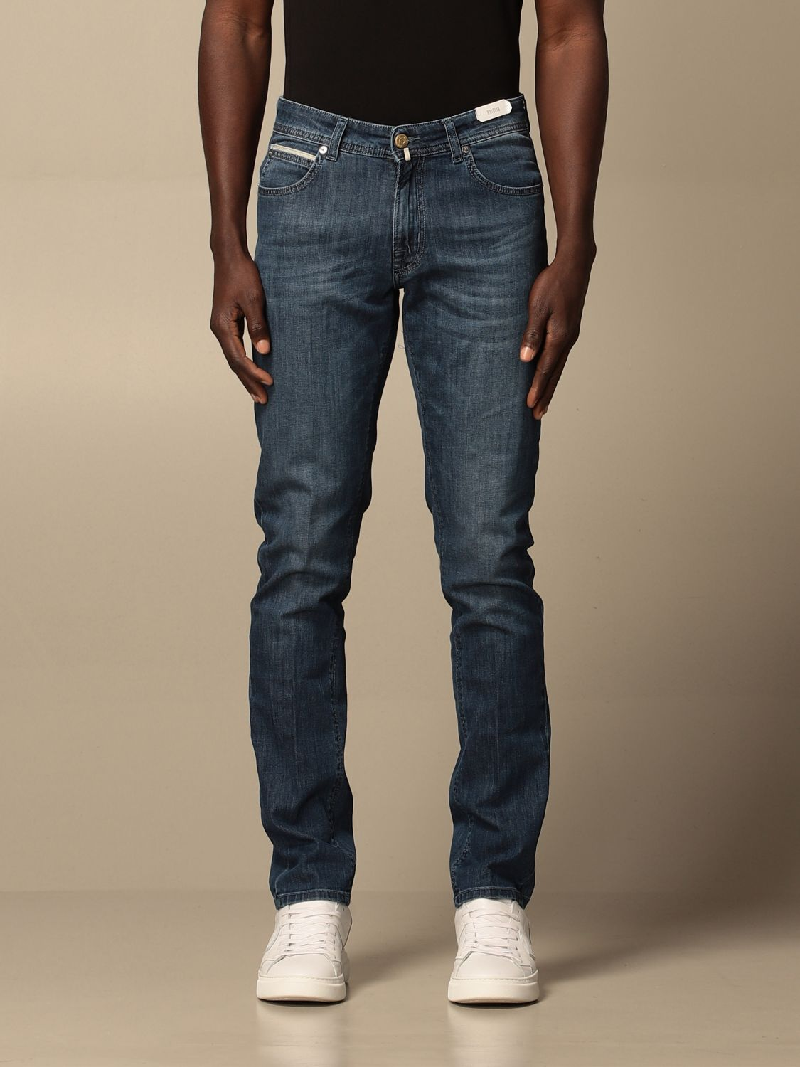 Trousers Briglia: Trousers men Briglia denim 1