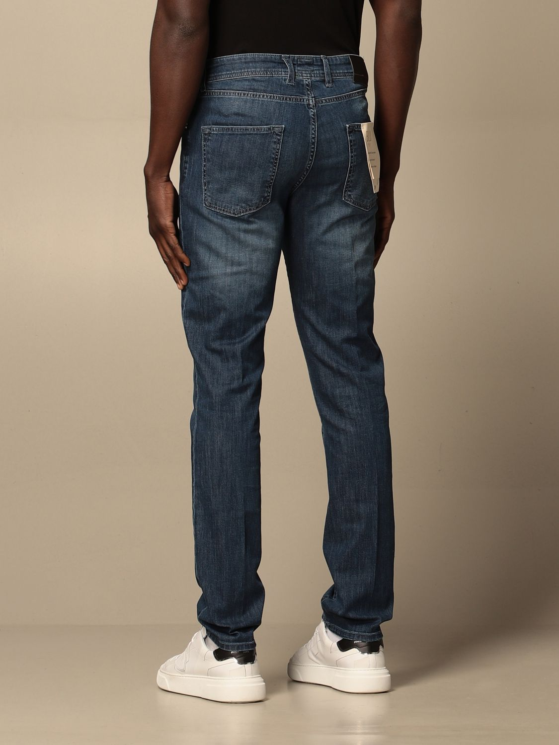 Trousers Briglia: Trousers men Briglia denim 2