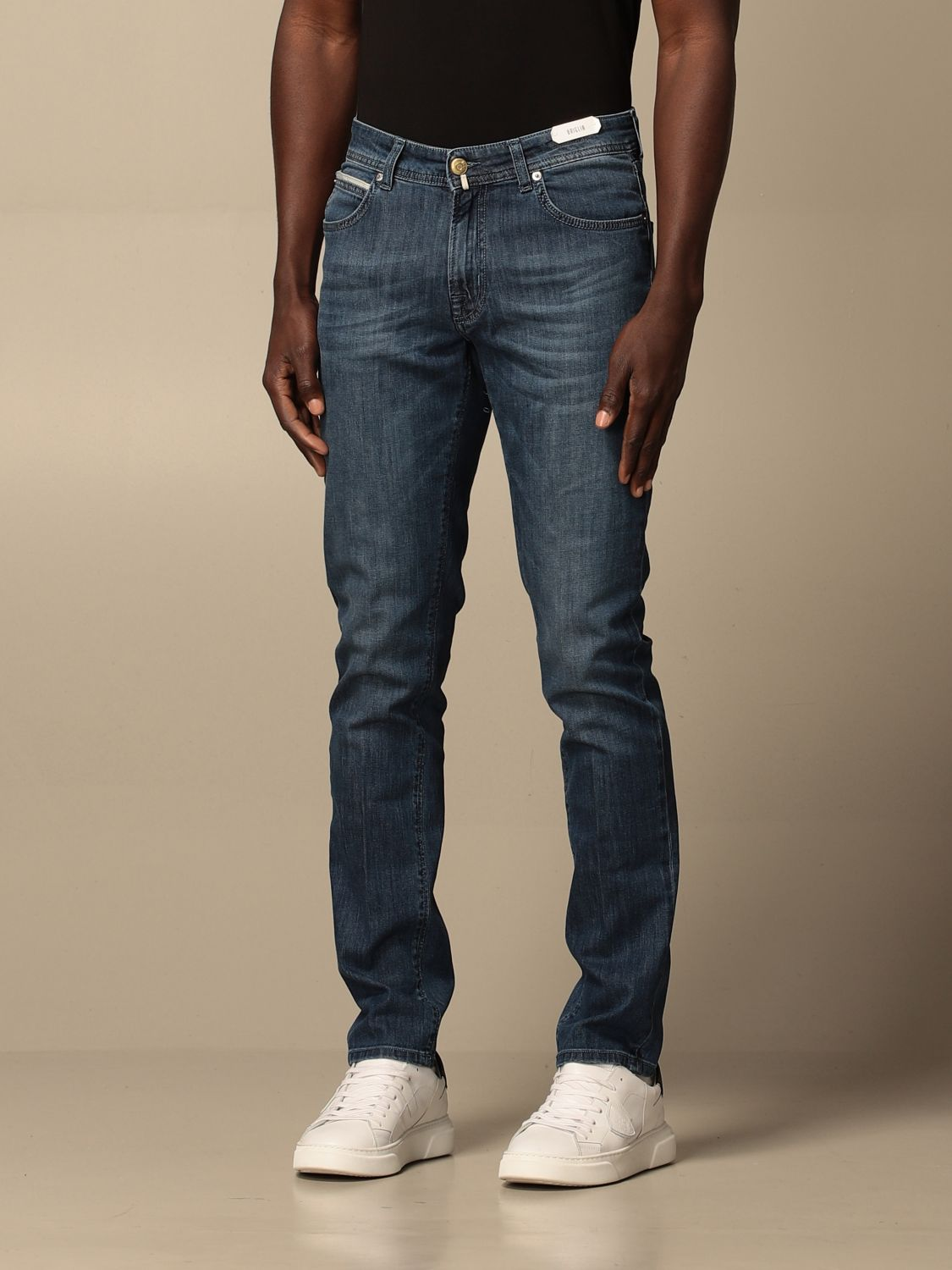 Trousers Briglia: Trousers men Briglia denim 3