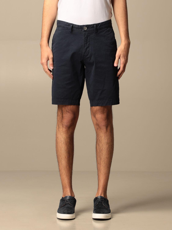 Short Jeckerson: Short men Jeckerson blue 1