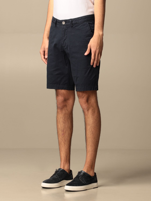 Short Jeckerson: Short men Jeckerson blue 3