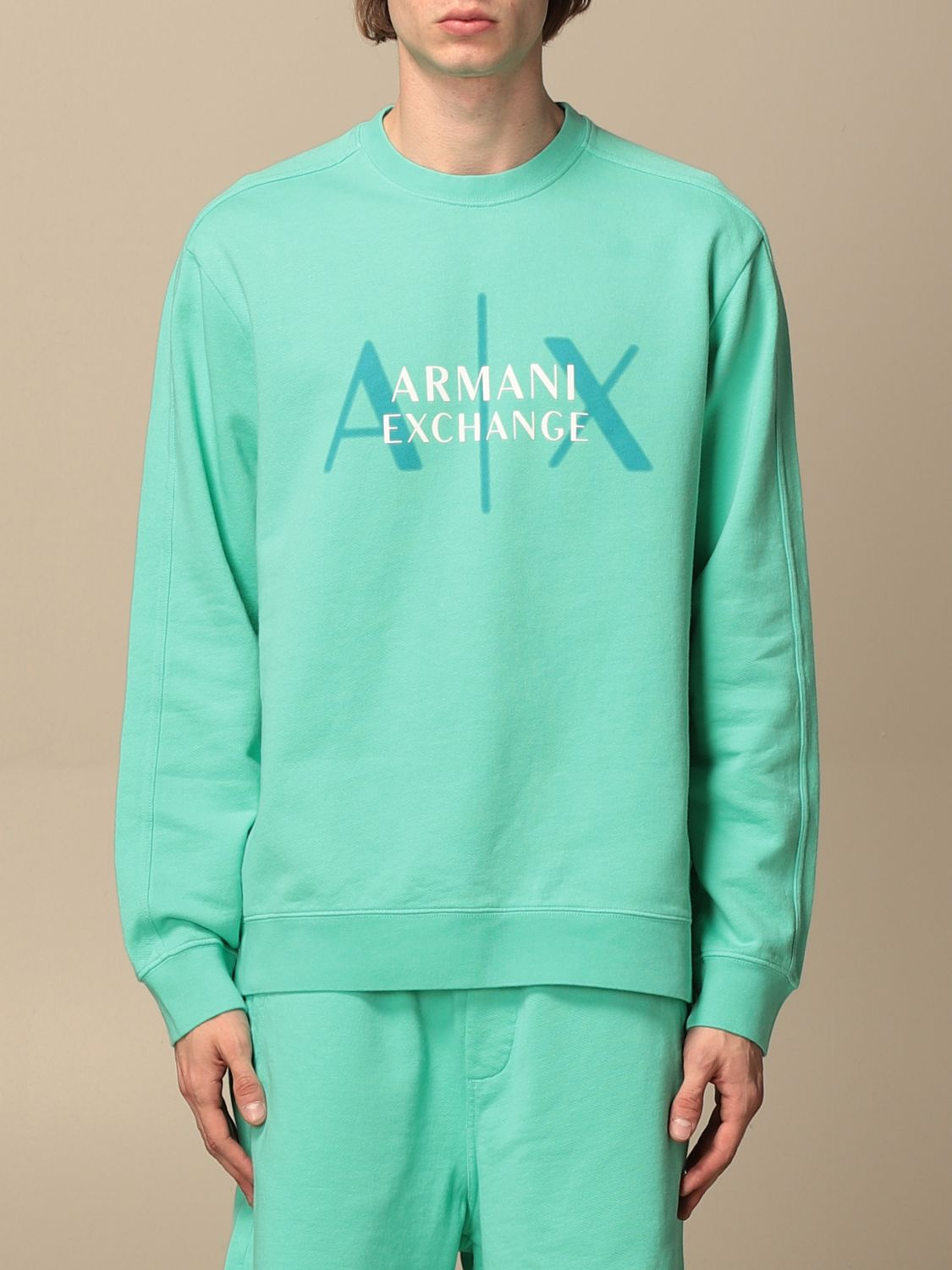 Sweatshirt Armani Exchange: Sweatshirt men Armani Exchange multicolor 1