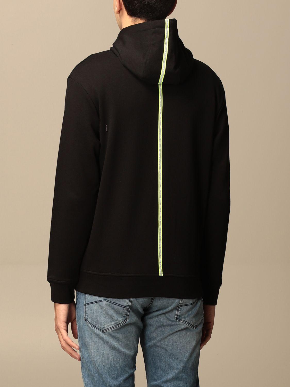 Sweatshirt Armani Exchange: Armani Exchange hoodie black 2