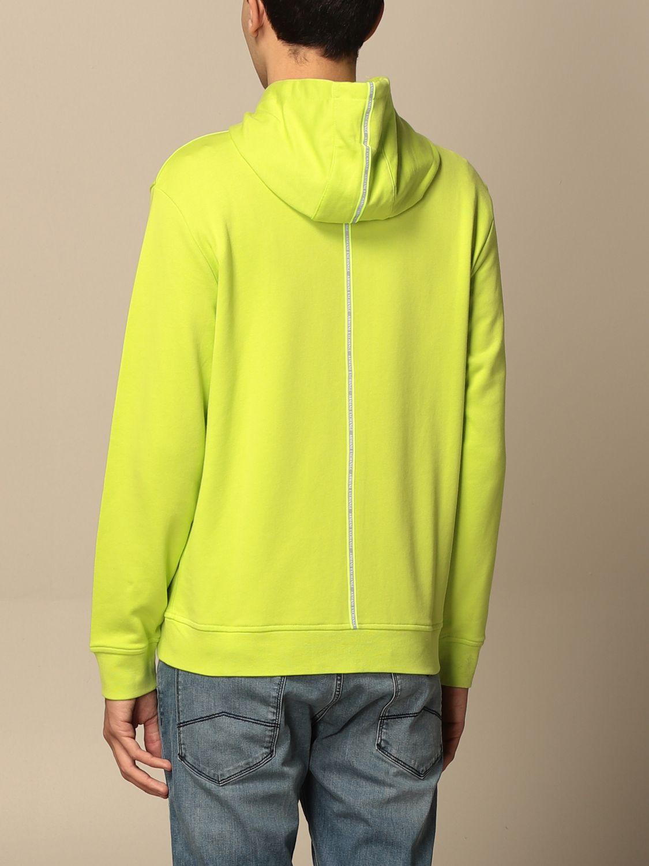 Sweatshirt Armani Exchange: Sweatshirt homme Armani Exchange vert 2