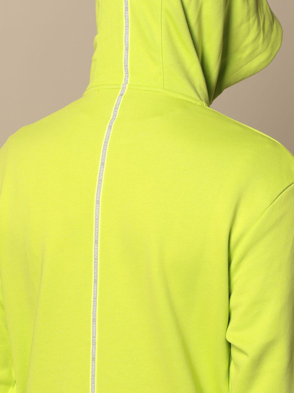 Sweatshirt Armani Exchange: Sweatshirt homme Armani Exchange vert 3