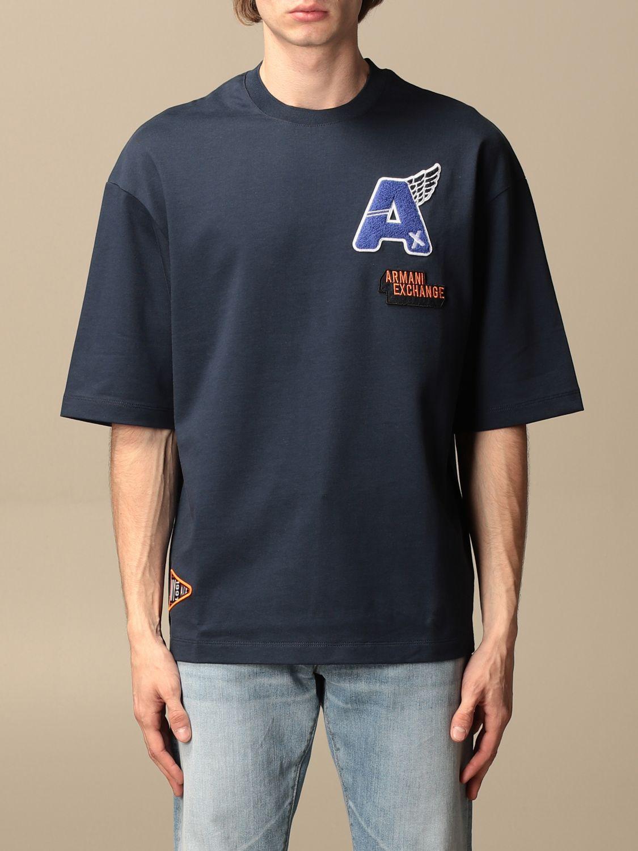 T-shirt Armani Exchange: Jumper men Armani Exchange black 1