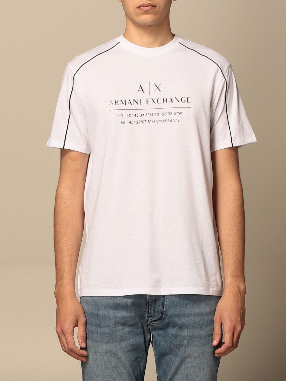 T-shirt Armani Exchange: Jumper men Armani Exchange white 1