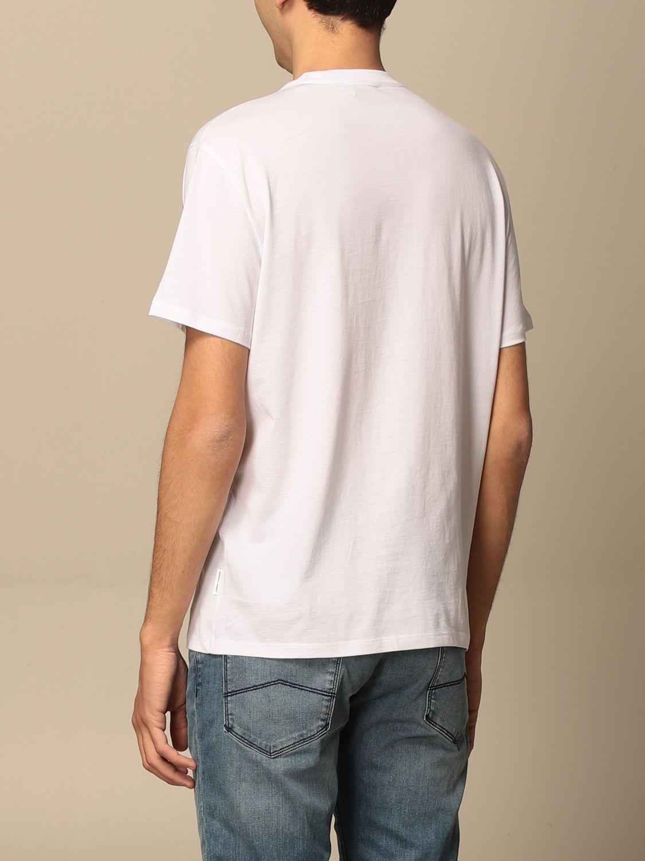 T-shirt Armani Exchange: Jumper men Armani Exchange white 2
