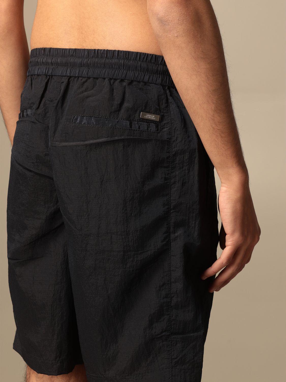 Pantaloncino Armani Exchange: Pantaloncino Armani Exchange in lyon ripstop blue 3
