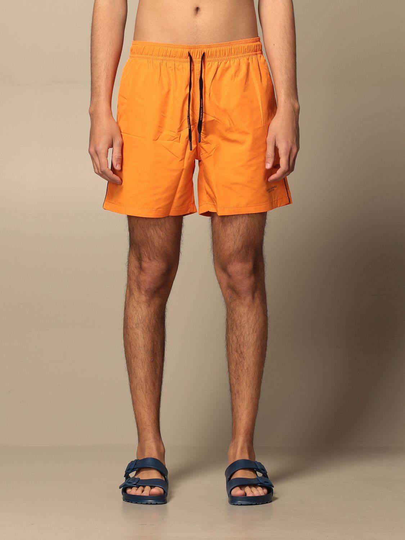 Costume Armani Exchange: Costume a bermuda Armani Exchange arancione 1