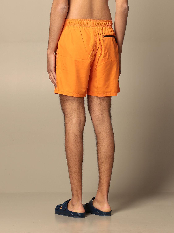 Costume Armani Exchange: Costume a bermuda Armani Exchange arancione 2