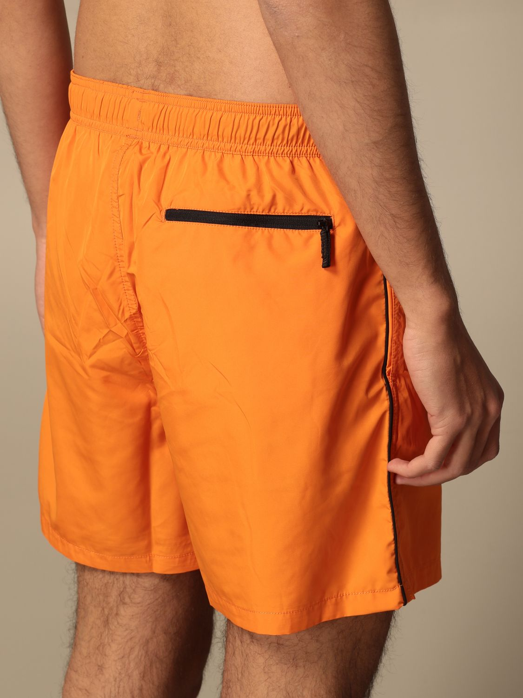Costume Armani Exchange: Costume a bermuda Armani Exchange arancione 3