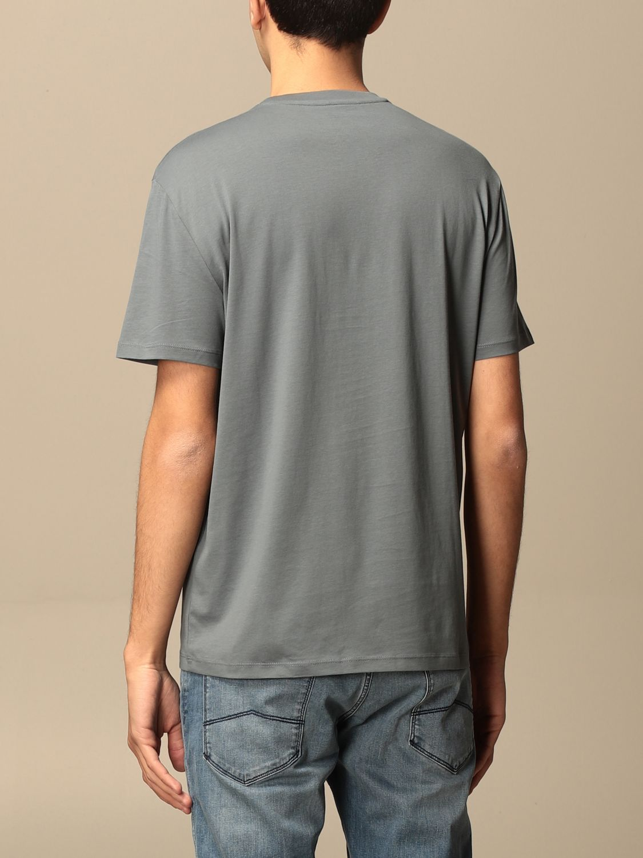 T-shirt Armani Exchange: T-shirt homme Armani Exchange bleu 2