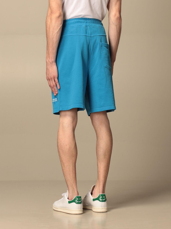 Short Armani Exchange: Pantalon homme Armani Exchange bleu 2