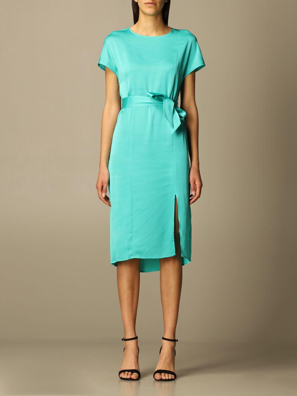 Vestido Armani Exchange: Vestido mujer Armani Exchange verde 1