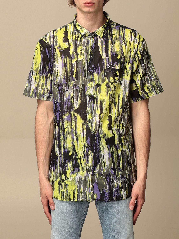 Shirt Armani Exchange: Shirt men Armani Exchange green 1