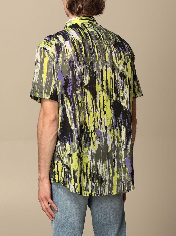 Shirt Armani Exchange: Shirt men Armani Exchange green 2