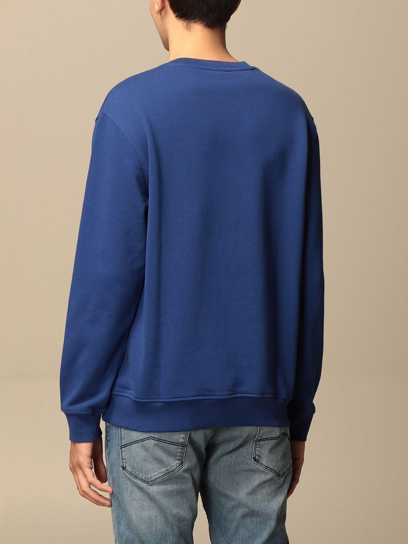 Sweatshirt Armani Exchange: Sweatshirt men Armani Exchange blue 2