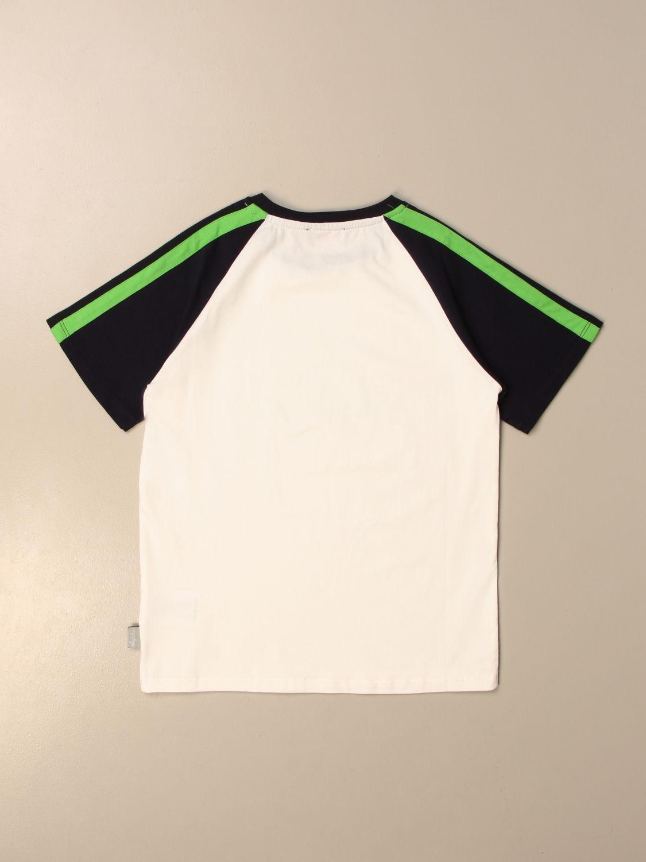 T-shirt Australian: Australian T-shirt with logo white 2