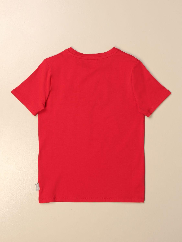 T-shirt Australian: Australian T-shirt with logo red 2