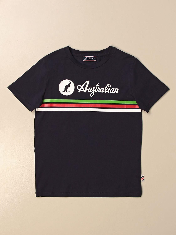 T-shirt Australian: Australian T-shirt with logo navy 1