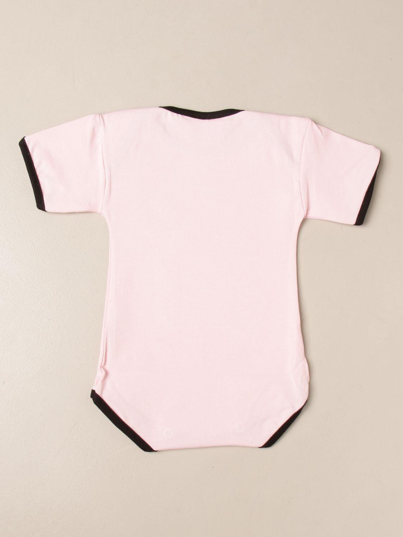 Body Palermo: Body Palermo con stemma rosa 2